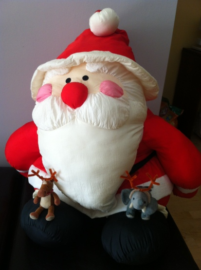 e e reindeer