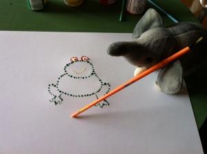 frog craft4