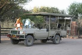 e & e safari van