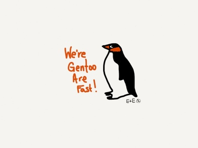 Gentoo penguins can swim up to 22 mph! The fastest swimmers amongst all penguins!