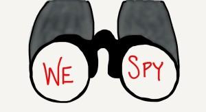 binoculars-we spy