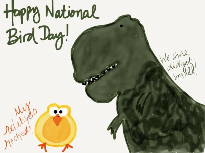 national bird day